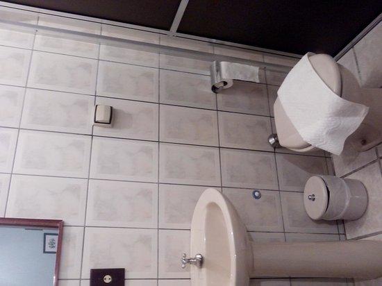 Pousada Caminho Das Aguas: banheiro
