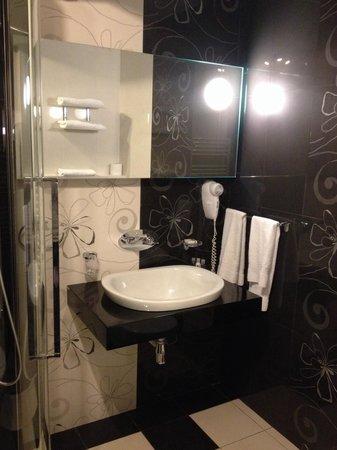 Hotel Ambiance: Bathroom