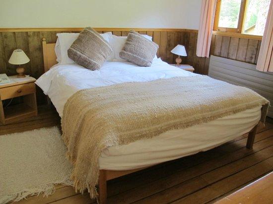 El Pangue Lodge: Bedroom