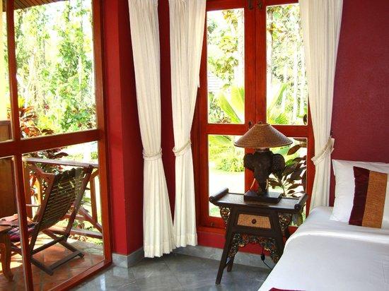 Oriental Kwai Resort : vitré