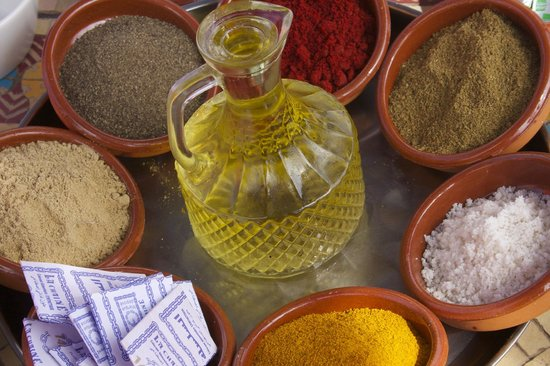 Backpackers' Cooking Class: Spices