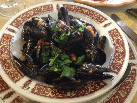 Cumpa' Cosimo : Mussels