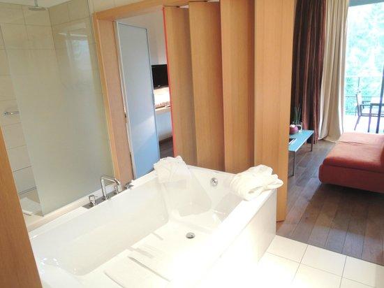 L'Arnsbourg - Hotel K: La suite