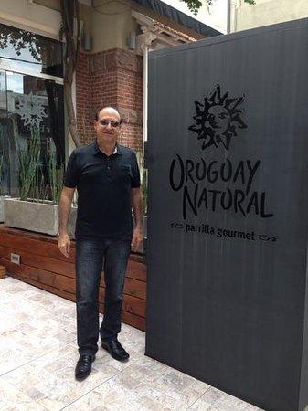 Uruguay Natural Parrilla Gourmet: Restaurante Ótimo!