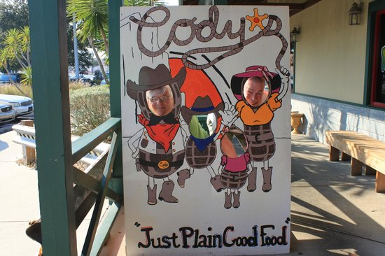 Cody's Roadhouse: Even adults have fun here!
