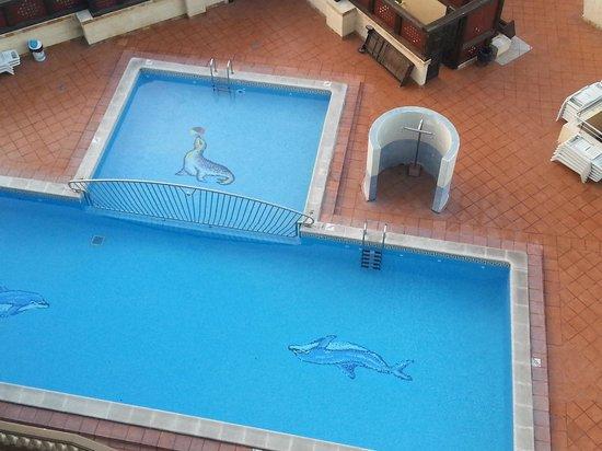Hotel Villa de Adeje Beach: the childrens pool