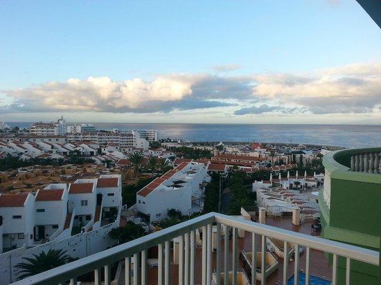 Hotel Villa de Adeje Beach: view from our room