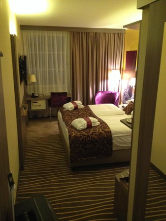 Mercure Wien Zentrum: Privileged room