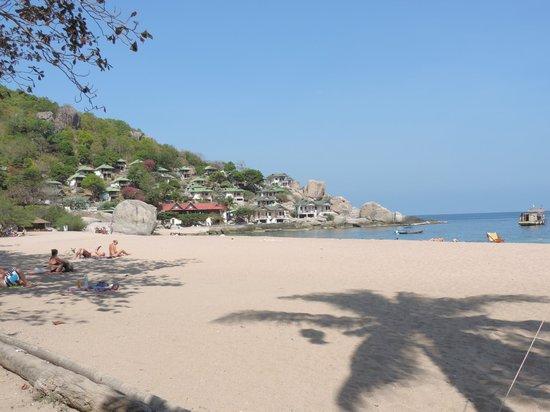 Ao Tanot Bay : spiaggia