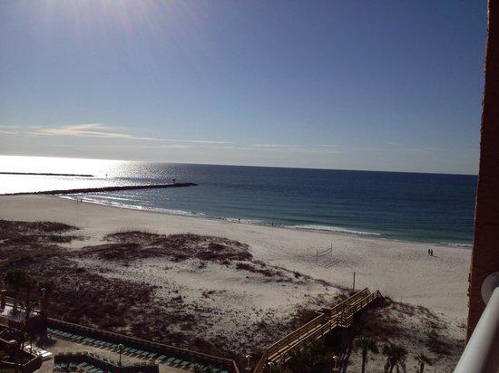 Perdido Beach Resort: Beautiful View from Balcony