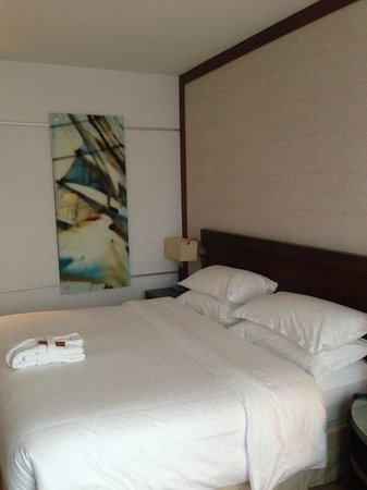 Sheraton Sopot Hotel: wygodne łóżko