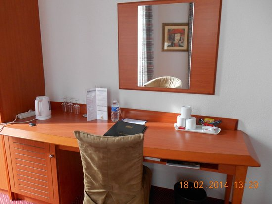 BEST WESTERN Hotel Roosevelt: room