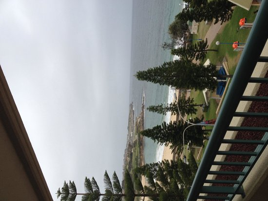 Crowne Plaza Hotel Coogee Beach - Sydney: View from balcony