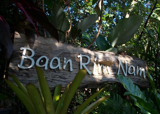 Baan Rim Nam: Guesthouse