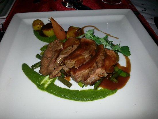 Hawtrey's: Roast Lamb