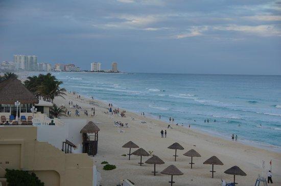 The Royal Sands Resort & Spa All Inclusive: desde el balcón