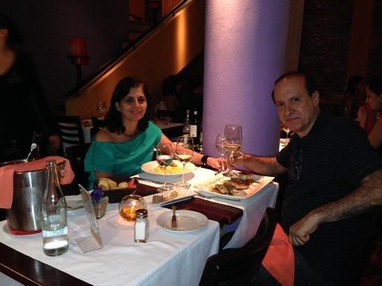 Francis Restaurant: Jantar no Francis - Ótimo!