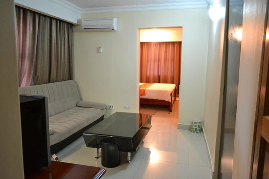 Sunbeam Hotel: Bedroom Lounge