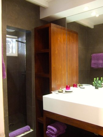 Salines Garden Cottages : Essaouira room bathroom