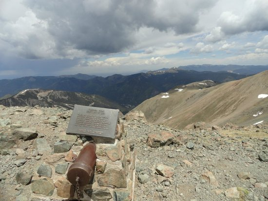 Wheeler Peak Wilderness Area: Wheeler Peak