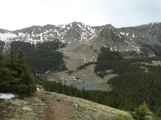 Wheeler Peak Wilderness Area: Williams Lake