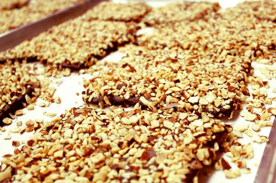 Springdale Candy Company: Freshly made English Toffee