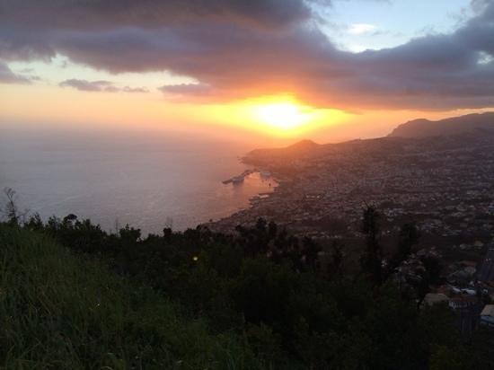 Palheiro Village - Golf, Gardens & Spa: Funchal view from top Palheiro Village