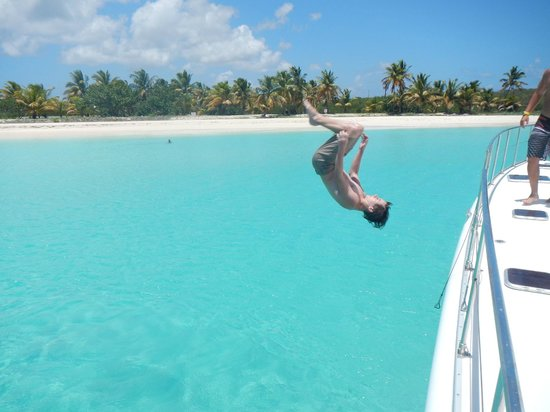 Private Yacht Charter SXM - Day Trips: From the Nirvana