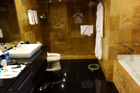 Le Meridien Panama: Bathroom