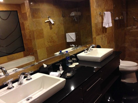 Le Meridien Panama: Bathroom - beautiful!