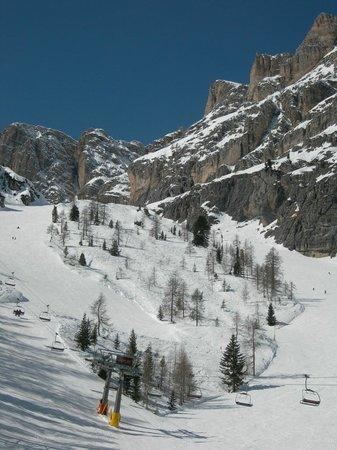 Rifugio Duca D'Aosta - panorama dintorni