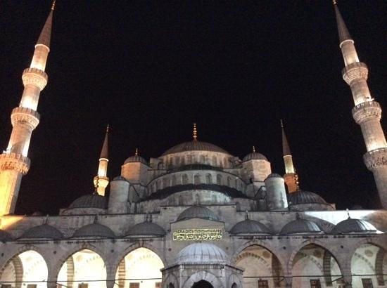 Mezquita Azul: Stunning