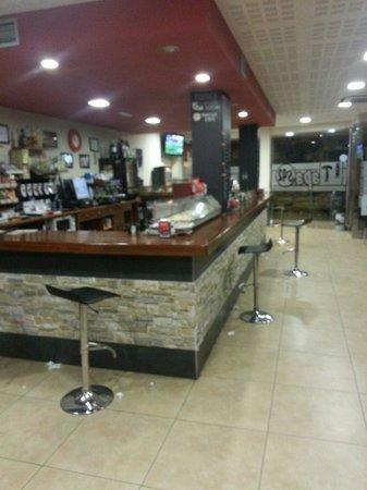 Cafe Bar Tapas 42 : Barra