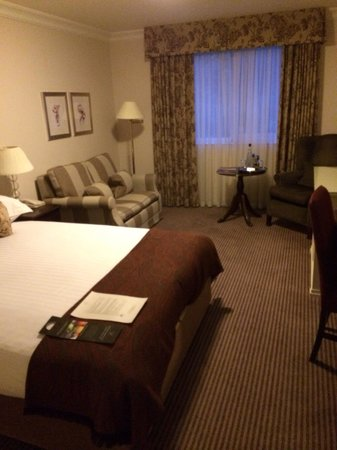 Macdonald Frimley Hall Hotel & Spa: Room 1