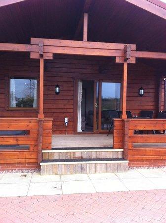 Westwood Lakes: veranda
