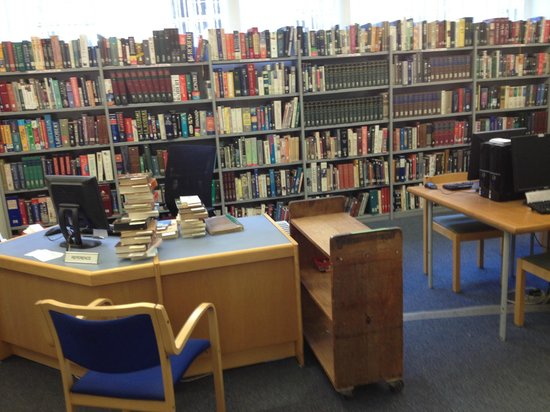 American Library: Collections