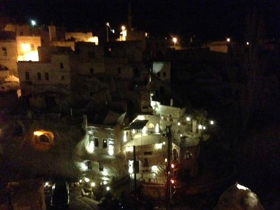 Gamirasu Cave Hotel : Night View