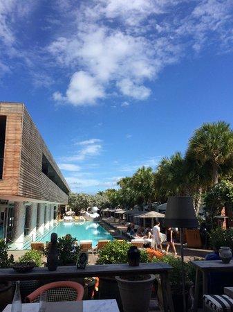 SLS South Beach: SLS in paradise
