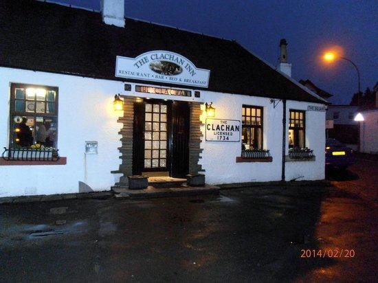 The Clachan Inn: Clachan Inn For Dinner