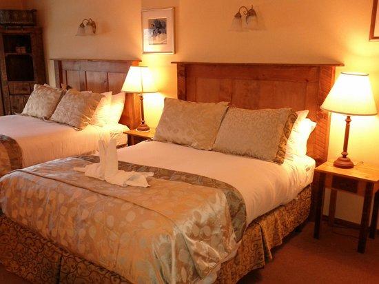 Georgetown Inn: Cozy room