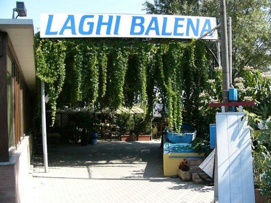 San Cesario sul Panaro, Itália: Laghi Balena