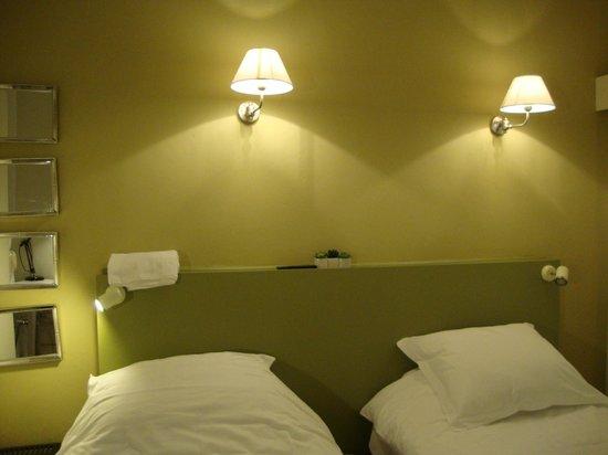 Hotel Saint-Pierre des Terreaux: cama