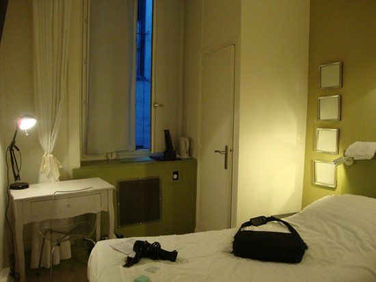 Hotel Saint-Pierre des Terreaux: quarto