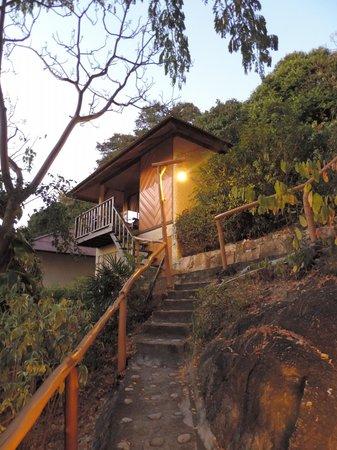 Ko Tao Resort: mountain view