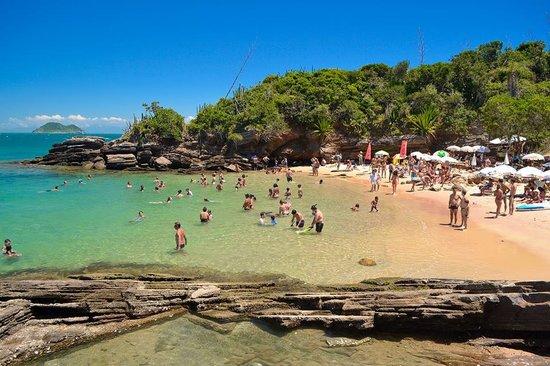 Azedinha Beach : Azedinha
