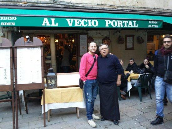 Al Vecio Portal : Grande Pino!!!