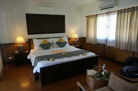 Phi Phi Island Village Beach Resort : Chambre Superior Bungalow
