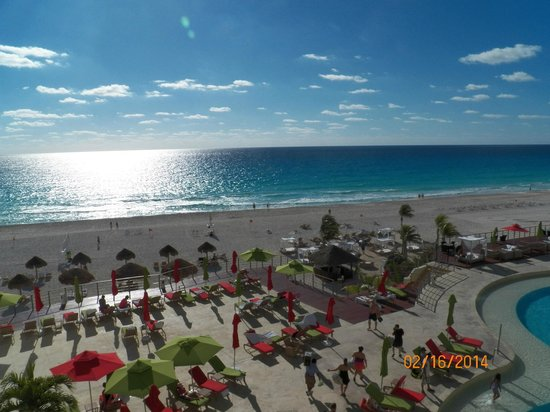 vista para o mar picture of sunset royal beach resort. Black Bedroom Furniture Sets. Home Design Ideas