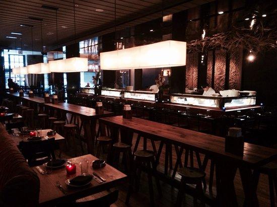 Sunda: Sushi Bar