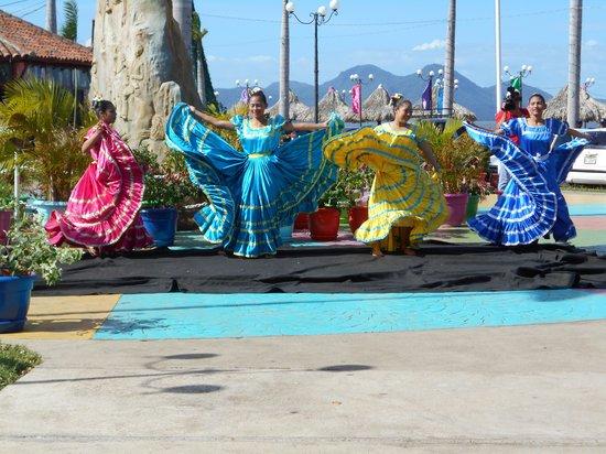 Nikaragua: danza etnica